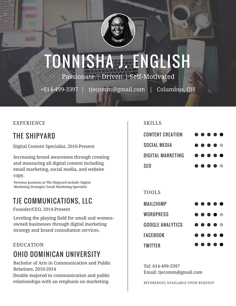 tonnisha j. english